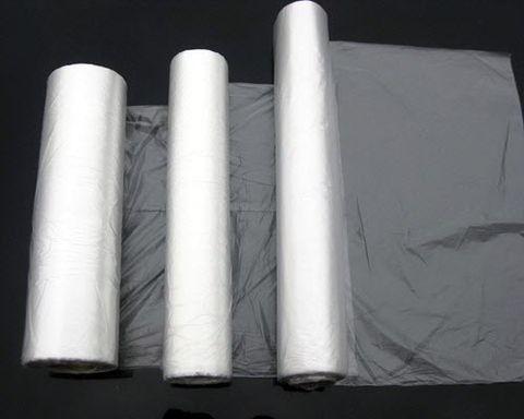 Túi nilon thường được sử dụng để đựng thực phẩm trong thời gian ngắn