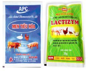 Bao Bì Nông Dược và Thú Y Lactizym