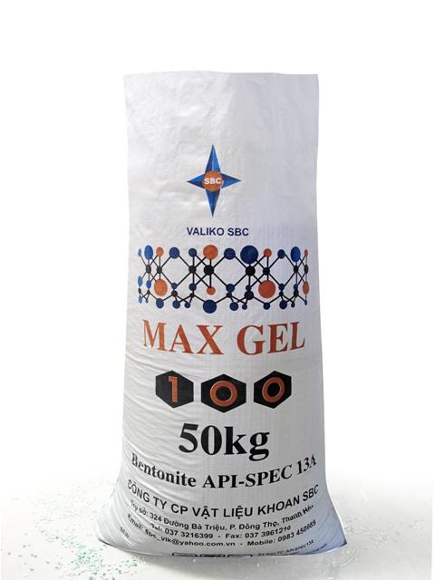 Bao Đựng Khoáng Sản - Bột Đá Max Gel