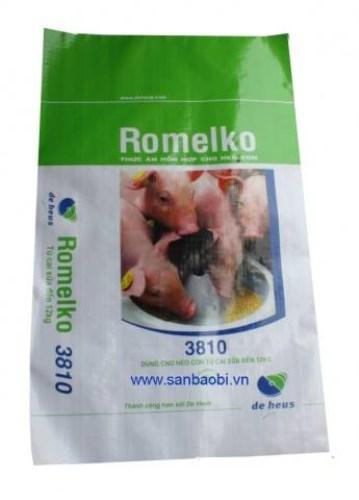 BAO THỨC ĂN HỠN HỢP CHO LỢN CON ROMELKO 3810 25kg
