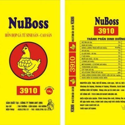 Bao bì thức ăn chăn nuôi hỗn hợp gà từ sinh sản - cao sản NuBoss