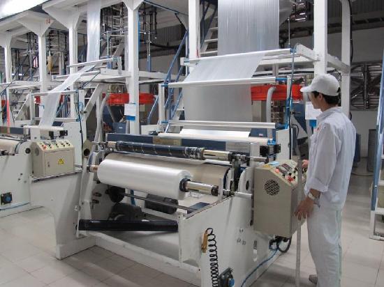 Sản xuất bao bì nhựa