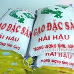 Bao PP dệt đựng lúa gạo