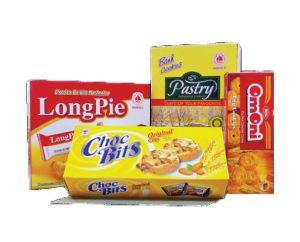 Túi bánh kẹo Longpie
