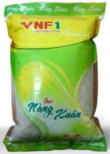 Bao bì gạo Nàng Xuân VNF1 (2Kg)