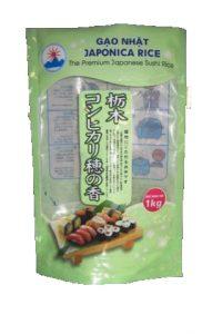 Túi Đựng Gạo 1kg, 5kg Nhật
