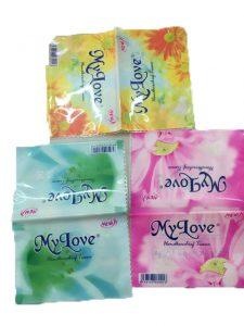 Túi Giấy Ướt - My Love