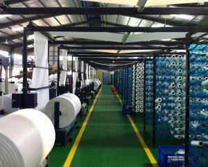 Nhà máy sản xuất bao bì Tâm Thành