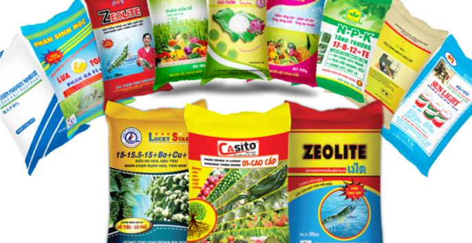 Bao pp đựng gạo được sử dụng rất phổ biến