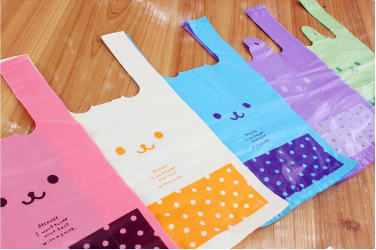 Túi nhựa làm nổi bật những thương hiệu phổ biến trên thị trường hiện nay