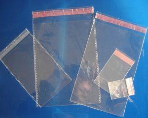 Bao bì màng đơn được làm từ nhiều chất liệu khác nhau như PE, HDPE và ứng dụng trong nhiều lĩnh vực