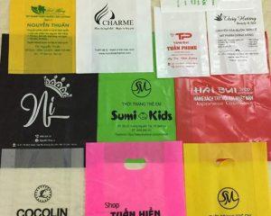 Các loại túi làm từ màng đơn