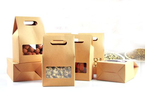 Một số loại nguyên liệu để sản xuất bao bì cafe