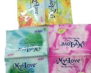 In túi khăn giấy ướt tại bao bì Tâm Thành