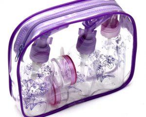 Túi nhựa trong đựng mỹ phẩm - 2