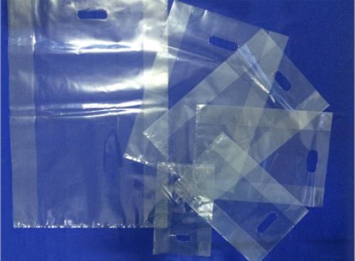 Túi nhựa trong suốt Hà Nội - Bao bì Tâm Thành