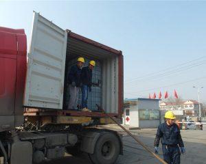 Bao bì công nghiệp hỗ trợ cho việc vận chuyển