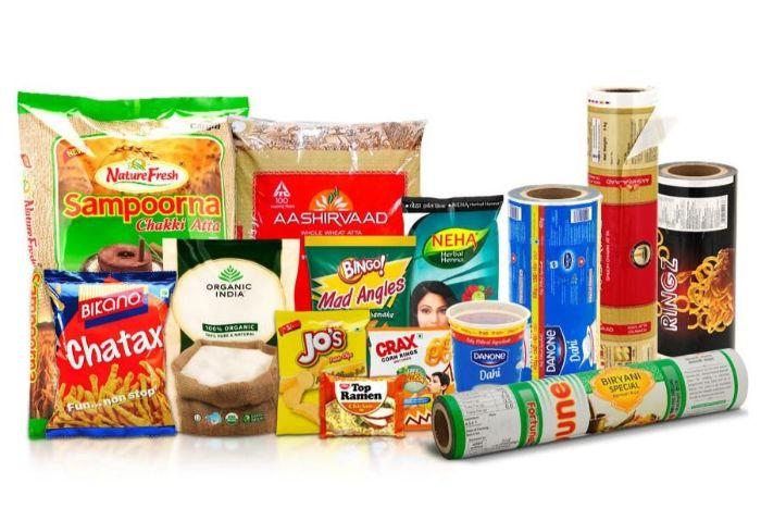 Bao bì màng ghép nhiều lớp được ứng dụng rộng rãi