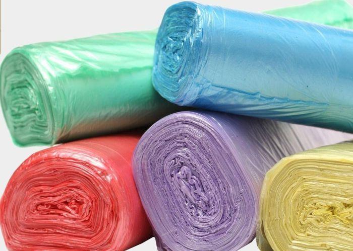 Túi ni lông được sản xuất từ nhiều thành phần hóa học khác nhau