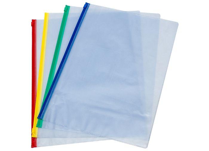 Túi zipper có khóa kéo đang được sử dụng phổ biến trong đời sống hàng ngày