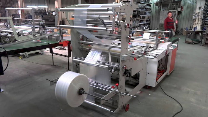 Vật liệu sản xuất túi nilon là PE và các chất phụ gia