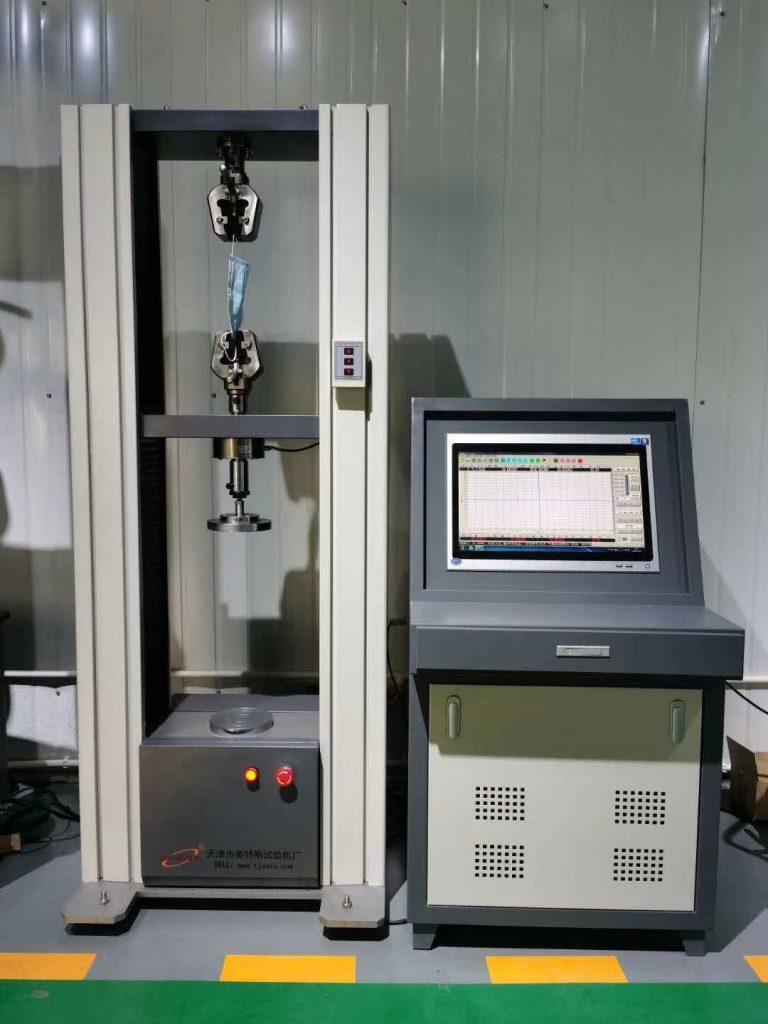 máy kiểm tra chất lượng PP dệt