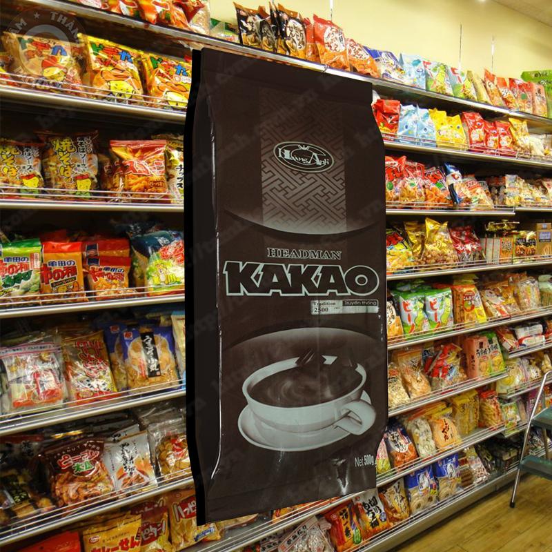 bao bì bánh kẹo màng ghép phức hợp - bột KaKao